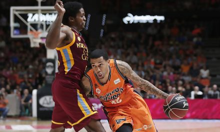 Valencia Basket cierra diez días perfectos con un quinto triunfo (89-83)