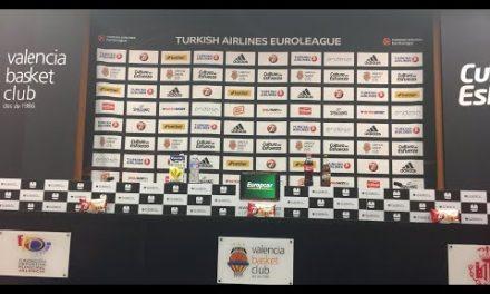 Rp post game vs Anadolu Efes J2