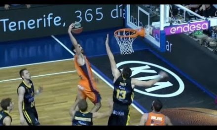Joan Sastre J3 Liga Endesa en Iberostar Tenerife