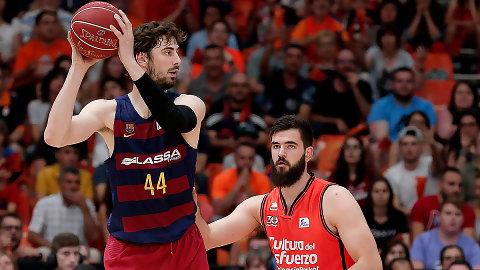 FC Barcelona Lassa – Valencia Basket: Duelo con historia y de reencuentros