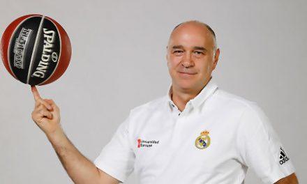 Pablo Laso, Real Madrid, mejor entrenador del mes de octubre