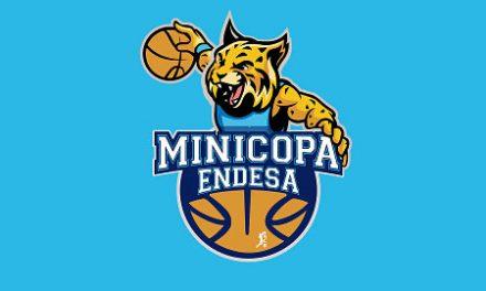 La fase previa de la Minicopa Endesa se podrá seguir en YouTube y Facebook