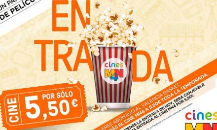 El Centro Comercial MN4 pone la animación ante San Pablo Burgos