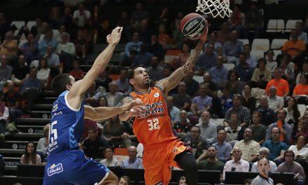 Erick Green lidera al Valencia Basket frente al San Pablo Burgos (87-78)