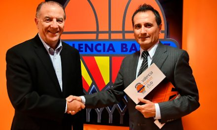 B The Travel Brand renueva su patrocinio con Valencia Basket