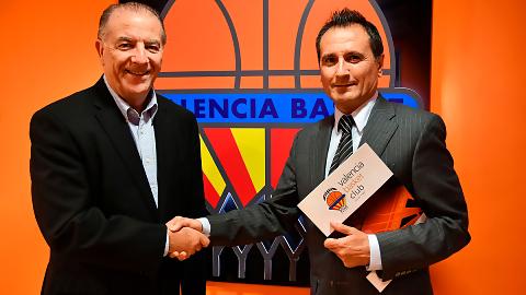 B The Travel Brand renueva su patrocinio con Valencia Basket