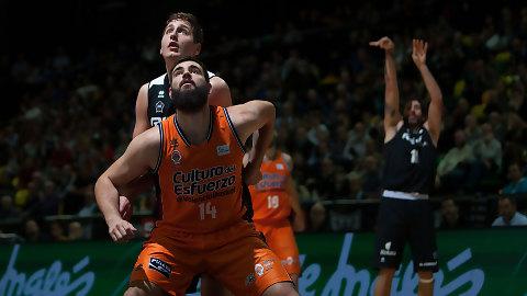 Dubljevic, jugador extranjero con más partidos disputados con Valencia BC