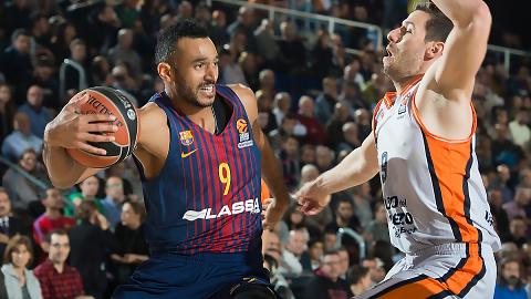Barça Lassa supera con nota una situación límite ante Valencia Basket