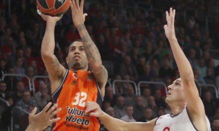 Un mal final de partido hunde al Valencia Basket en Alemania (83-82)