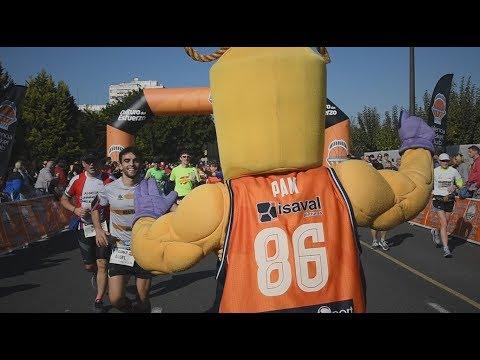 Maratón Valencia Trinidad Alfonso 2017