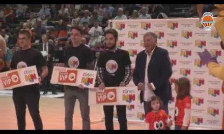 CC MN4 en J7 Liga Endesa vs San Pablo Burgos