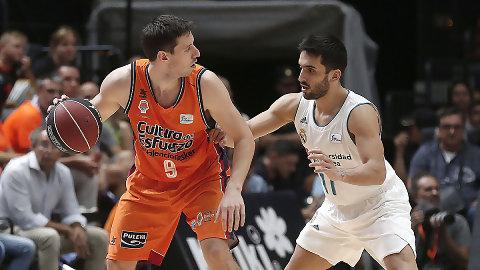 Real Madrid recibe a un Valencia Basket en mala racha europea