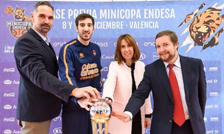 L'Alqueria del Basket, lista para la fase previa de la Minicopa Endesa