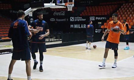 Bojan Dubljevic y Alberto Abalde se incorporan a los entrenamientos
