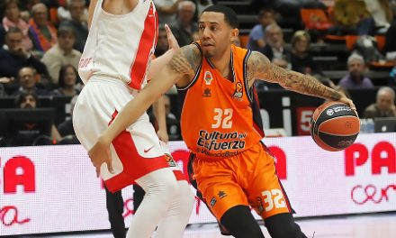 Valencia Basket sufre su octava derrota seguida (82-86)
