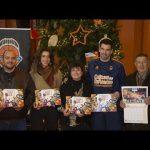 Presentado el Calendario Solidario 2018
