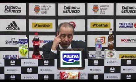 Txus Vidorreta pos J15 Euroliga vs Panathinaikos
