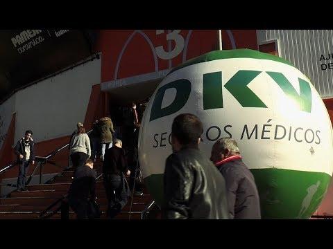 DKV Salud en J10 Liga Endesa vs Morabanc Andorra