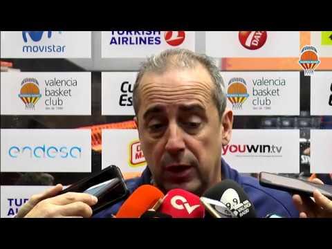 Txus Vidorreta pre J11 Euroliga en Maccabi Tel Aviv