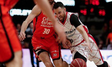 Valencia Basket – Montakit Fuenlabrada: Aspirando a la segunda plaza