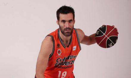 Fernando San Emeterio, en el Top 20 de partidos jugados en Liga Endesa