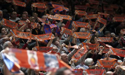 Desde 600 euros, avión y abono para la Copa del Rey con Valencia Basket