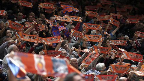 #GenerTaronja: Cinco partidos en la Fonteta en 16 días
