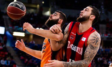 Baskonia supera a Valencia Basket y mete un pie en la Copa del Rey (78-74)