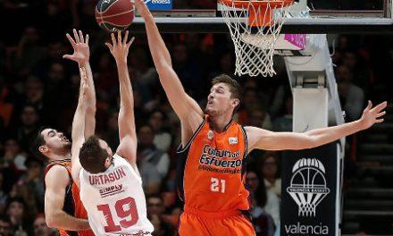Segunda mayor victoria del Valencia Basket en la Liga Endesa