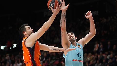 ¿Qué ha pasado en la Euroliga? Triunfos de Valencia Basket y Real Madrid