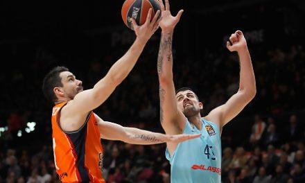 ¿Qué está pasando en la Euroliga? Valencia Basket iguala a FCB Lassa