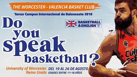 Valencia BC y University of Worcester, 3 edición de su Campus Internacional