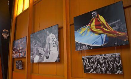 La Fonteta estrena su exposición permanente de la historia de Valencia Basket