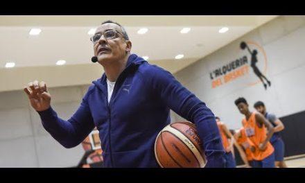Ricard Casas en la 5ª jornada abierta de formación de entrenadores