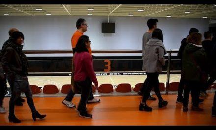 Primera Jornada de «Puertas Abiertas» en L'Alqueria del Basket