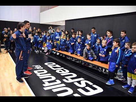 El Club de Basket SAB visita L'Alqueria del Basket