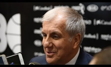 Zeljko Obradovic valora L'Alqueria del Basket