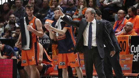 Txus Vidorreta alcanza las 200 victorias en Liga Endesa