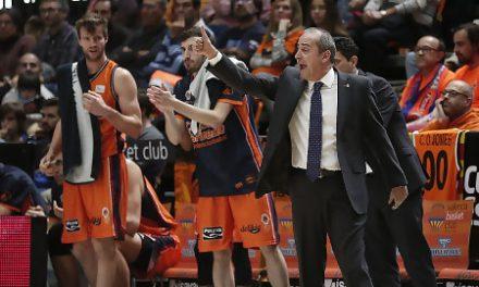Txus Vidorreta, a por su victoria 200 en la Liga Endesa