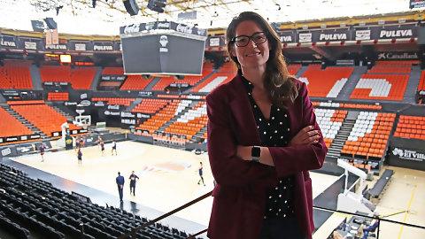 Anna Montañana se desvincula de Valencia Basket