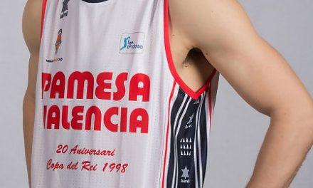 Valencia BC volverá al blanco para celebrar el 20º aniversario de la Copa