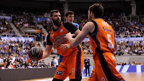 Valencia BC culmina en Burgos una gran semana y ya piensa en Copa (76-90)