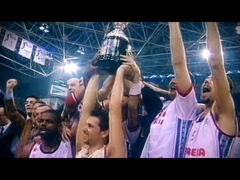 Final vs Joventut – Copa del Rey 1998