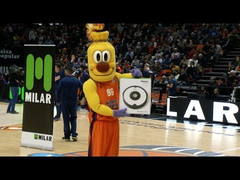 MILAR en J22 Turkish Airlines Euroleague vs CSKA Moscow