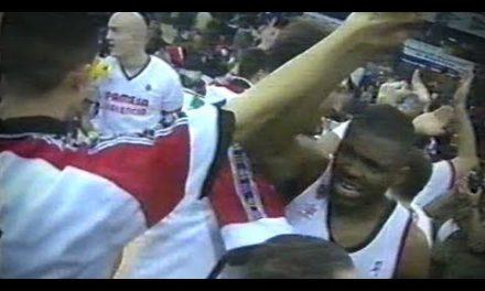 Semifinal vs Fórum Valladolid – Copa del Rey 1998