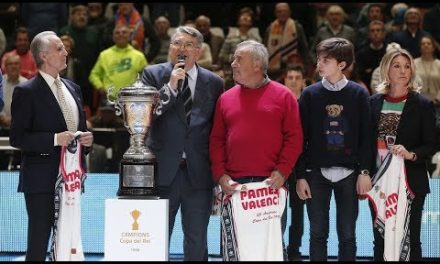 Homenaje 20 aniversario Copa del Rey 1998