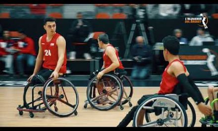 Campeonato de España escolar de baloncesto en silla de ruedas