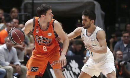 ¡Ven a Madrid para vivir el Real Madrid – Valencia Basket!