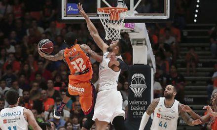 A la venta las entradas del Valencia BC contra Iberostar Tenerife y Madrid