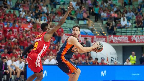 Valencia Basket y UCAM Murcia se miden en un duelo de necesidad